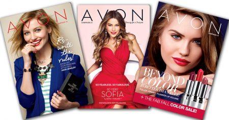 Avon Catalog Request - Love My Beauty Biz