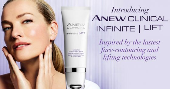 Avon Anew Clinical Infinite Li...